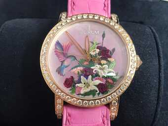 Часы Corum Classical Garden Bird