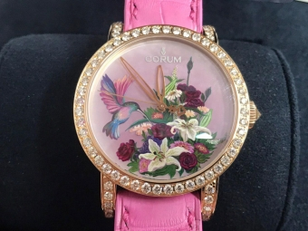 Годинник Corum Classical Garden Bird