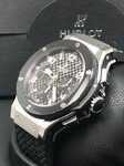 Часы Hublot Big Bang Steel Ceramic