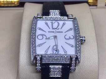 Часы Ulysse Nardin Caprice Full Diamonds