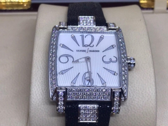 Часы Ulysse Nardin Caprice Full Diamonds