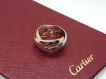 Каблучка Cartier Trinity