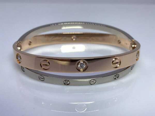 Браслет Cartier Love Bracelet (722)