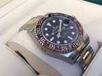Часы Rolex GMT Master II 40 mm Steel and Everose Gold