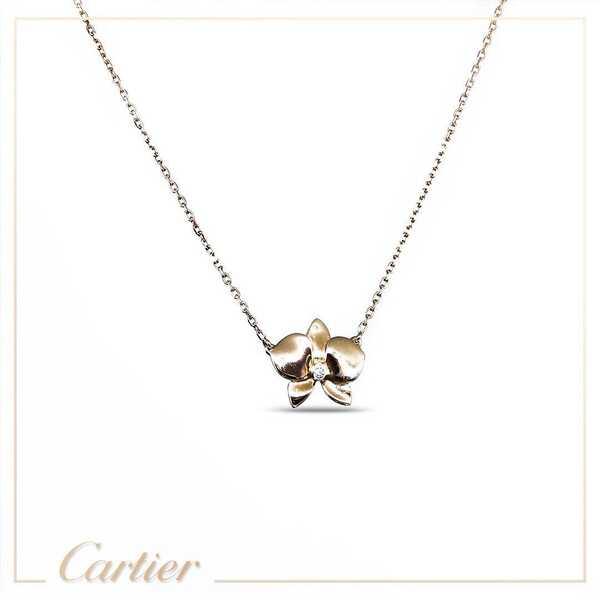 Подвеска Caresse D'orchidees Par Cartier