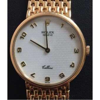 Годинник Rolex Geneve Gold