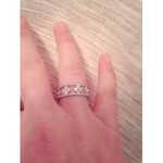 Кольцо Tiffany&Co White Gold