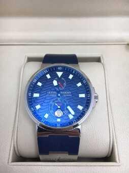 Часы Ulysse Nardin Blue Wave
